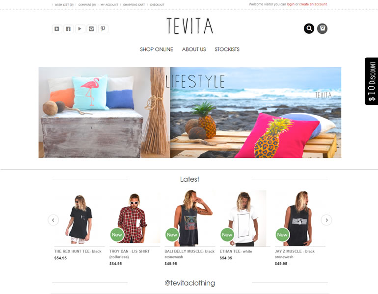 e-commerce - tevita.com.au