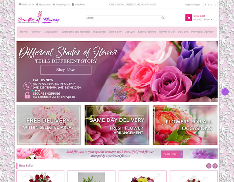 e-commerce_bundles_of_flowers