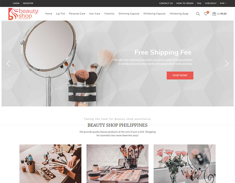 web-design-philippines-beauty-shop-philippines
